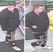 CCTV images of the man police wish to speak with.